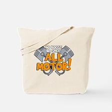 All Motor Tote Bag