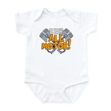 All Motor Infant Bodysuit