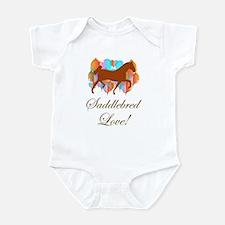 Saddlebred Love! Infant Bodysuit