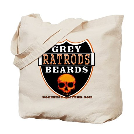 GREY BEARDS RATS Tote Bag