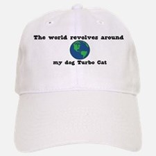 World Revolves Around Turbo C Baseball Baseball Cap