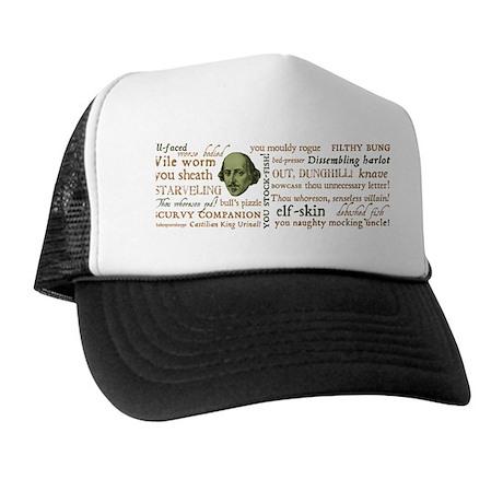Shakespeare Insults Trucker Hat