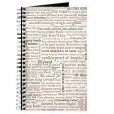 Shakespeare Insults Journal