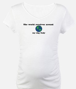 World Revolves Around Cody Shirt
