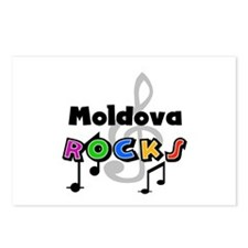 Moldova Rocks Postcards (Package of 8)