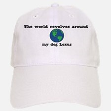 World Revolves Around Lexus Baseball Baseball Cap
