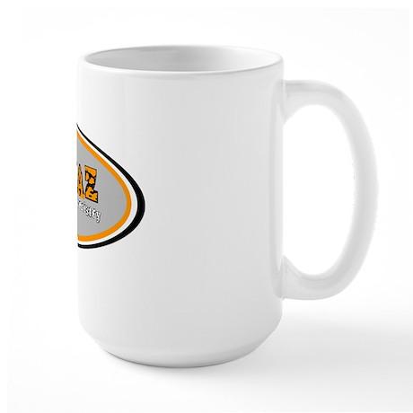 T-shirt Large Mug