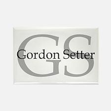 Gordon Setter GS Rectangle Magnet (10 pack)