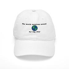 World Revolves Around Joey Baseball Cap