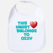 This Heart: Ozzy (E) Bib