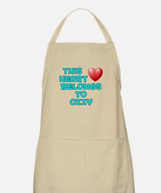 This Heart: Ozzy (E) BBQ Apron