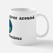 World Revolves Around Preciou Mug