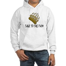 Talk to the PAW Jumper Hoodie