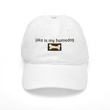 Jake is my homedog Baseball Cap