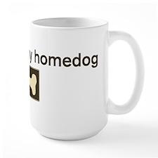 Shadow is my homedog Mug