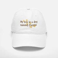 Son named Cassie Baseball Baseball Cap
