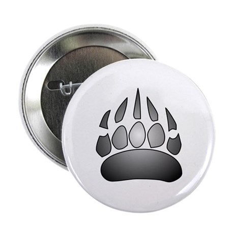 """Big Paw 2.25"""" Button (10 pack)"""
