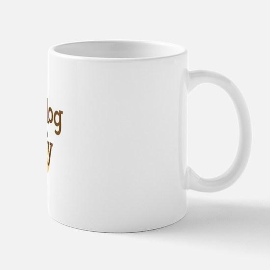 Son named Buffy Mug