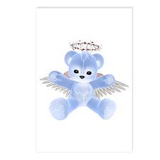 BLUE ANGEL BEAR Postcards (Package of 8)