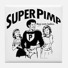 SuperPimp Tile Coaster