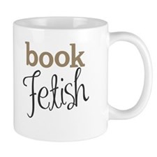 The Official Book Fetish Mug