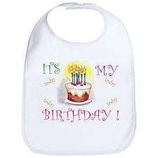 Its My Birthday! Bib
