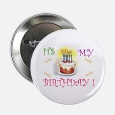Its My Birthday! Button