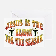 Reason For Easter Season Greeting Card