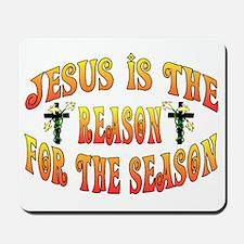 Reason For Easter Season Mousepad