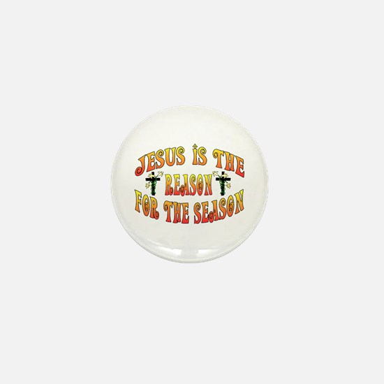 Reason For Easter Season Mini Button