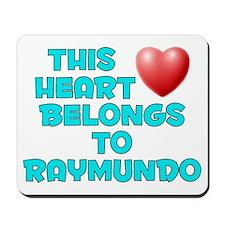 This Heart: Raymundo (E) Mousepad