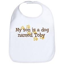 Son named Toby Bib