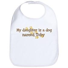Daughter named Toby Bib