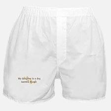 Daughter named Micah Boxer Shorts