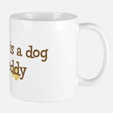 Daughter named Teddy Mug