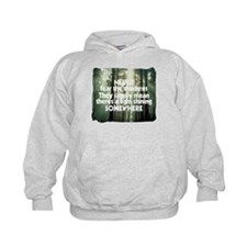 Never Fear The Shadows - Faith Hoodie