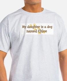Daughter named Chloe T-Shirt