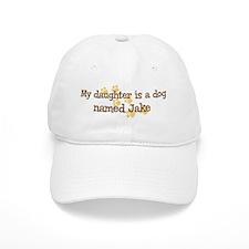 Daughter named Jake Baseball Cap