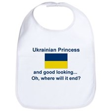 Good Lkg Ukrainian Princess Bib