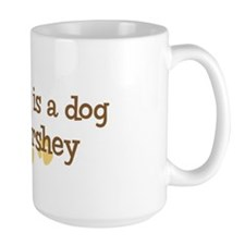 Daughter named Hershey Mug