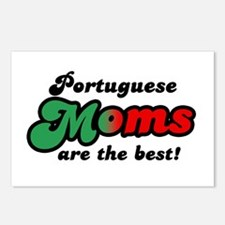 Portuguese Mom Postcards (Package of 8)