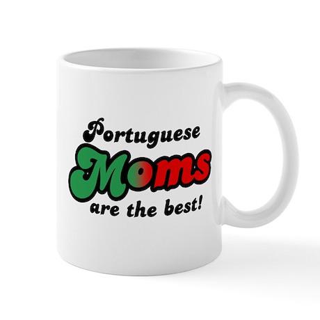 Portuguese Mom Mug