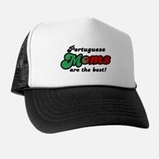 Portuguese Mom Trucker Hat