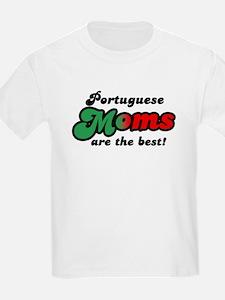 Portuguese Mom T-Shirt