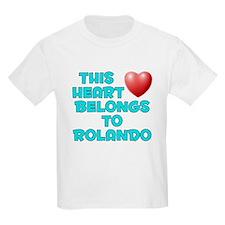 This Heart: Rolando (E) T-Shirt