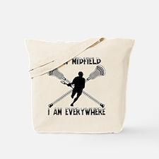 Lacrosse Middie Tote Bag