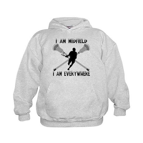 Lacrosse Middie Kids Hoodie