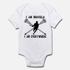 Lacrosse Middie Infant Bodysuit