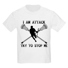 Lacrosse Attackman T-Shirt