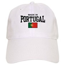 Made In Portugal Baseball Cap